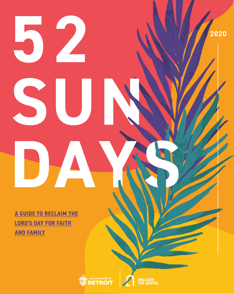 52 Sundays cover image