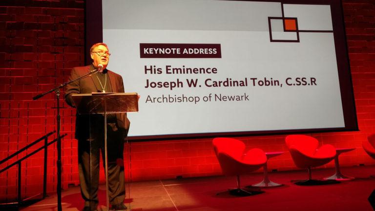 Cardinal Tobin at World Communications Day