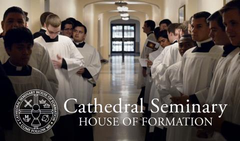 Cathedral Seminary screenshot