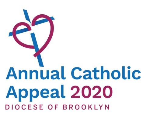 Annual Catholic Appeal logo