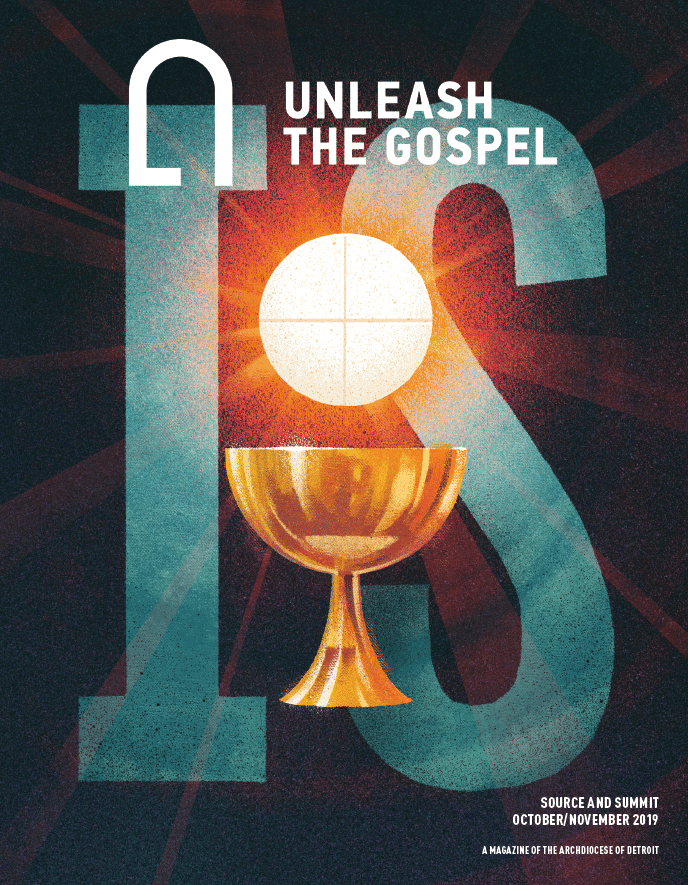 Unleash the Gospel cover image