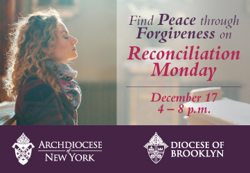 reconciliation monday flyer