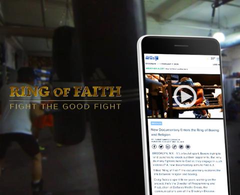 screenshots of Ring of Faith